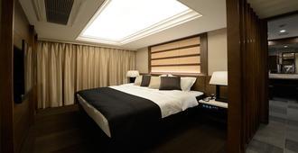 Hotel Leon Meguro - Tokyo - Bedroom