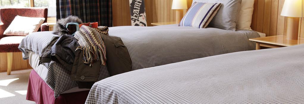 Thredbo Alpine Hotel - Thredbo - Bedroom