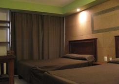 Hotel San Luis - San Luis Potosí - Bedroom