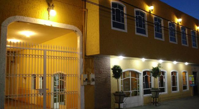 Hotel San Luis - San Luis Potosí - Building