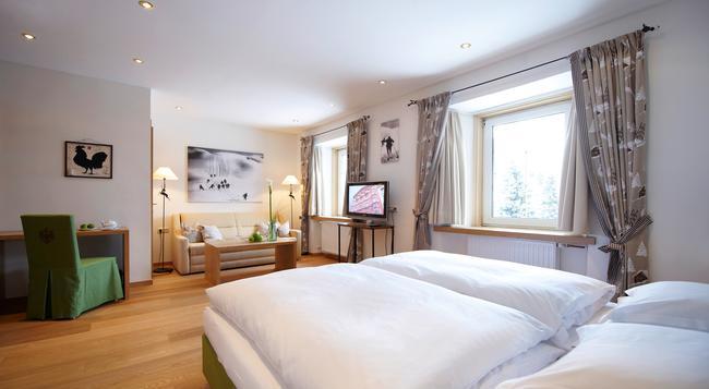 Schwarzer Adler - Sankt Anton am Arlberg - Bedroom