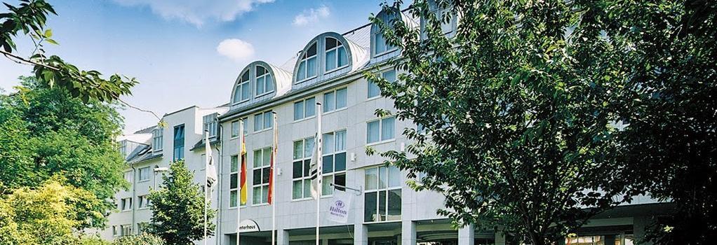 Hilton Mainz City - Mainz - Building