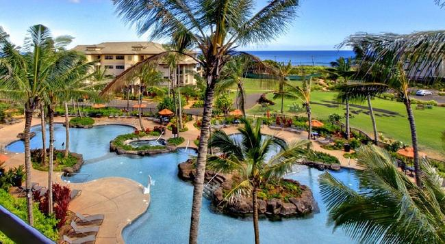 Koloa Landing Resort at Poipu Autograph Collection - Koloa - Building