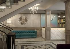 Evropa Hotel - Bishkek - Lounge