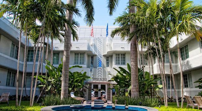 SBH South Beach Hotel - Miami Beach - Building