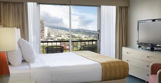 Coconut Waikiki Hotel - Honolulu - Bedroom