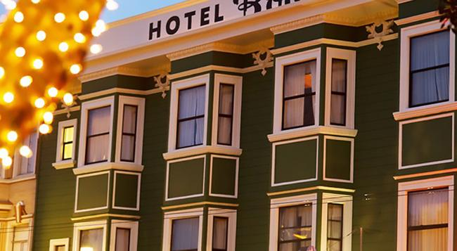 Hotel Boheme - San Francisco - Building