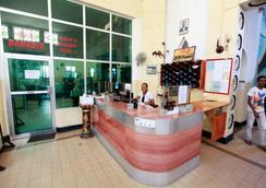 New Palm Tree Hotel - Mombasa - Lobby