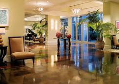 Dallas Fort Worth Marriott Hotel and Golf Club at Champions Circle - Fort Worth - Lobby