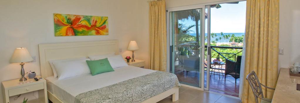 Jardín Del Edén Boutique Hotel - Tamarindo - Bedroom