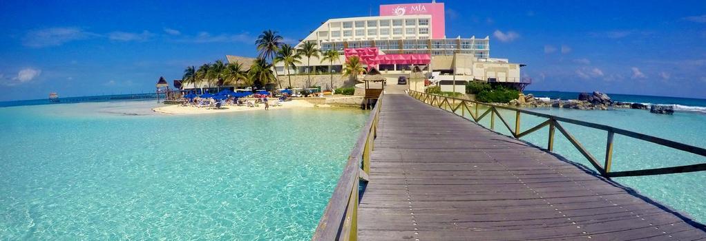 Mia Reef Isla Mujeres - Isla Mujeres - Beach