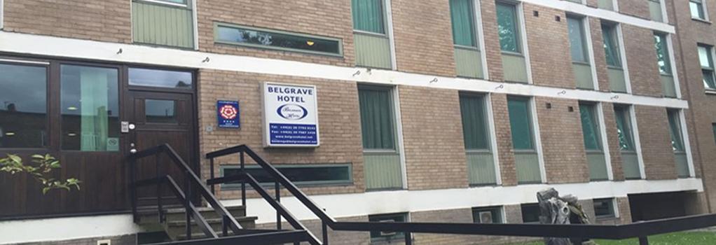 Belgrave Hotel - London - Building