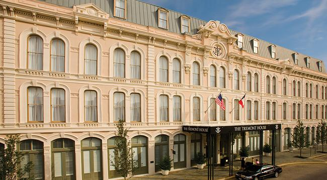 The Tremont House - A Wyndham Grand Hotel - Galveston - Building