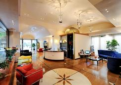 Hotel Miramare Et De La Ville - Rimini - Lobby