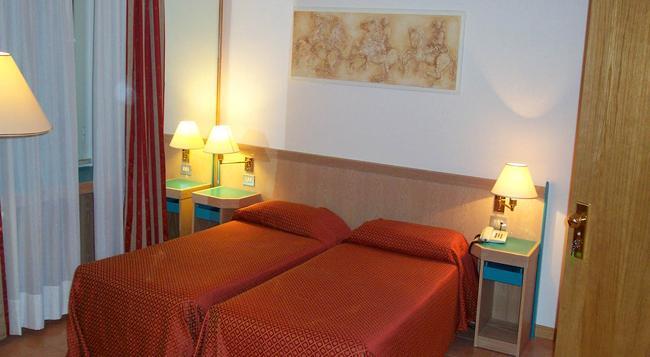 Hotel Flavia - Rome - Bedroom