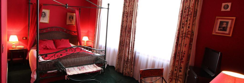 Hôtel De La Bretonnerie - Paris - Bedroom
