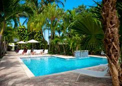 Almond Tree Inn - Key West - Pool