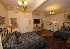 Music City Hotel - San Francisco - Bedroom