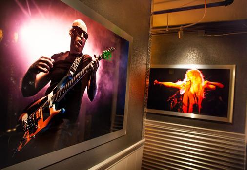 Music City Hotel - San Francisco - Hallway