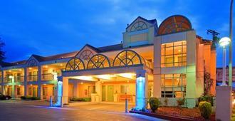 Atherton Park Inn and Suites - Redwood City - Building