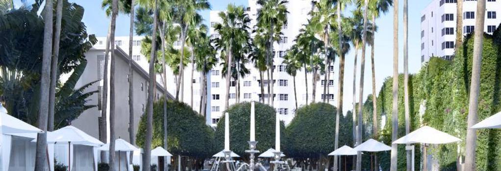 Delano South Beach - Miami Beach - Building