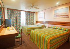Hotel Marlowe - Mexico City - Bedroom