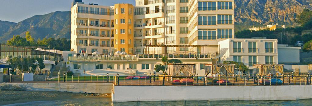 Ada Beach Hotel - Kyrenia - Building