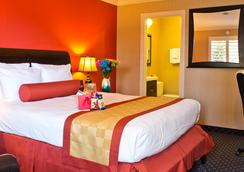 Stone Villa Inn San Mateo - San Mateo - Bedroom