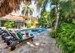 Santorini Hotel Boutique - Santa Marta - Pool