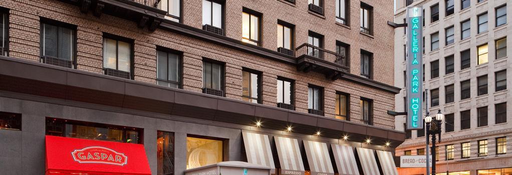 Galleria Park Hotel, a Joie de Vivre Boutique Hotel - San Francisco - Building