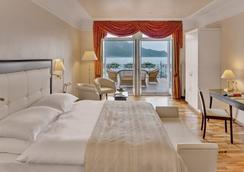 Grand Hotel Suisse-Majestic - Montreux - Bedroom