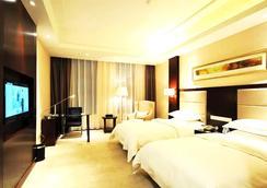 Excemon Beijing Hongxiang Hotel - Beijing - Bedroom