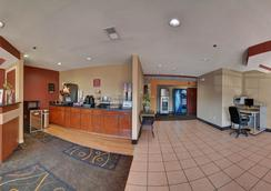 Americas Best Value Inn & Suites - Longview - Lobby