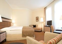 Steigenberger Grandhotel Belvédère - Davos - Bedroom