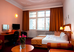 Hotel Aster - Berlin - Bedroom