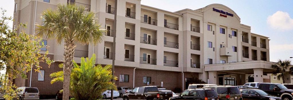 SpringHill Suites by Marriott Galveston Island - Galveston - Building
