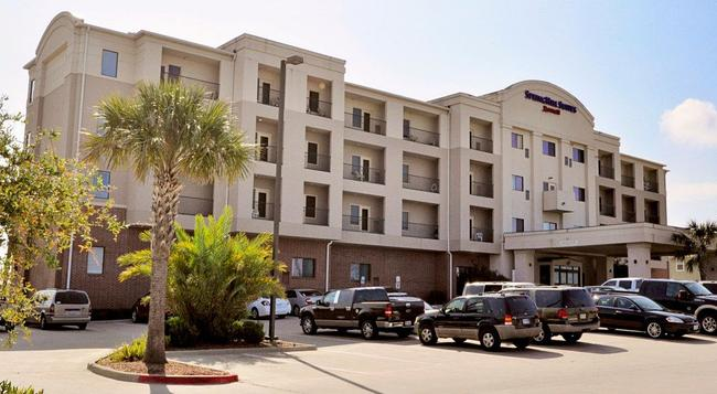 SpringHill Suites by Marriott Galveston Island - Galveston - Building