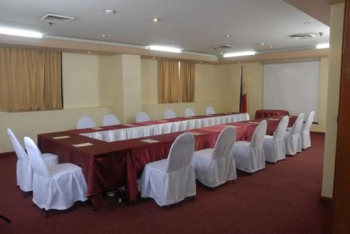 Bayview Park Hotel Manila - Manila - Meeting room