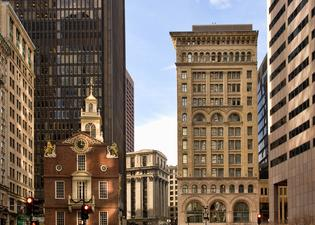 Ames Boston Hotel, Curio Collection by Hilton