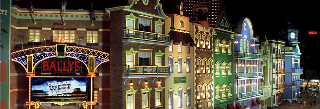 Bally's Atlantic City Hotel & Casino - Atlantic City - Building