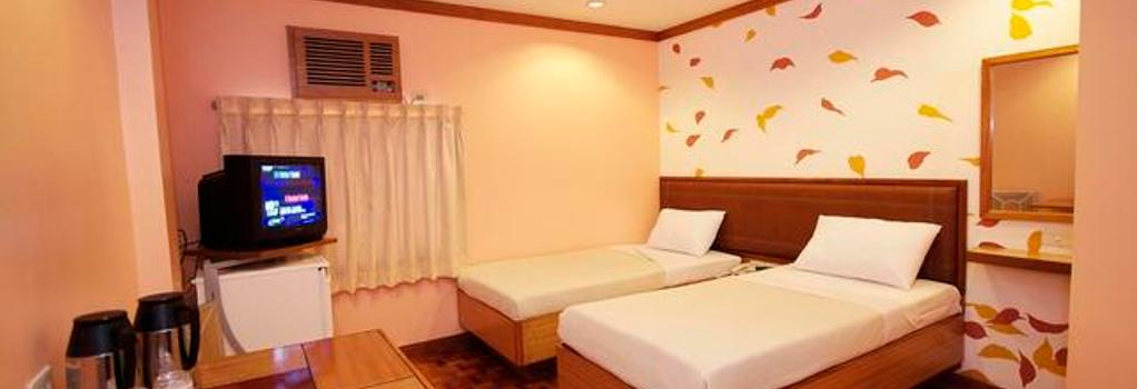 Park Bed & Breakfast Hotel - Pasay - Bedroom