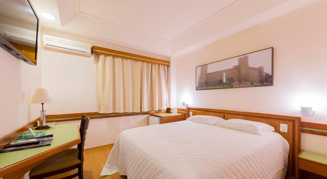 Bella Italia Hotel & Eventos - Foz do Iguaçu - Bedroom