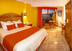 Copacabana Beach Hotel Acapulco - Acapulco - Bedroom