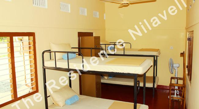The Residence Nilaveli - Trincomalee - Bedroom