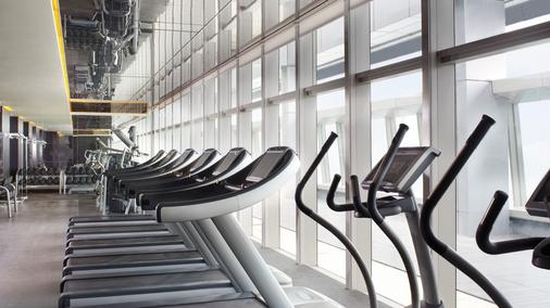 The Ritz-Carlton Hong Kong - Hong Kong - Gym