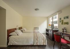 Hotel Neruda Express - Santiago - Bedroom