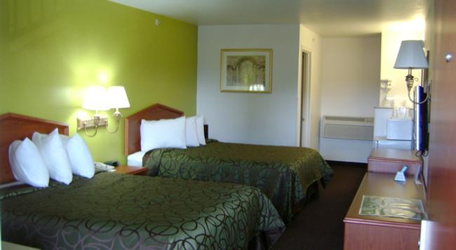 Motel 6 Walla Walla, WA - Walla Walla - Bedroom