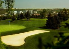 Hotel Golf - Prague - Golf course