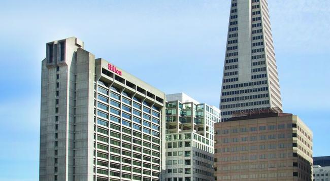 Hilton San Francisco Financial District - San Francisco - Building
