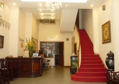 Prince 1 Hotel - Luong Ngoc Quyen - Hanoi - Lobby